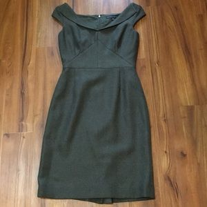 Antonio Melani Olive Dress Size 2